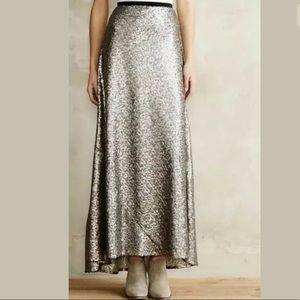 Corey Calter Lynn ~ Calter Liza Sequin Maxi Skirt